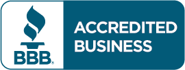 Better Business Bureau Accredited Business - A Rating